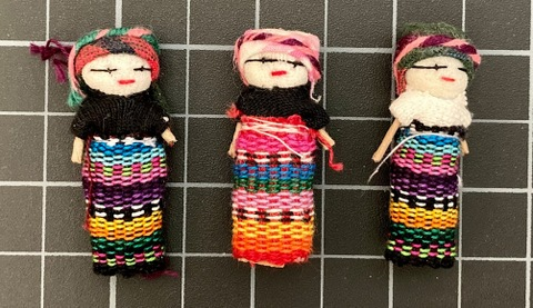 1.5 Inch Worry Dolls Corporate giveaways