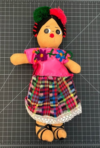 15 Inch Worry Doll
