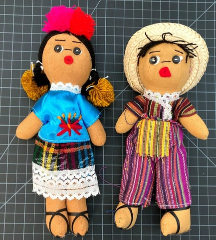 9 Inch Worry Doll