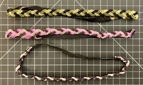 Beaded Braid Hairband