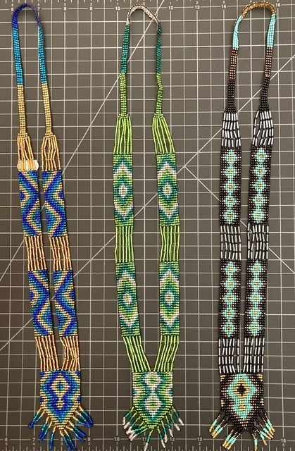 Beaded Southwest Necklace