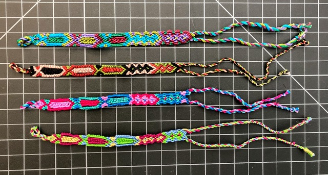 Cotton Fino Friendship Bracelet