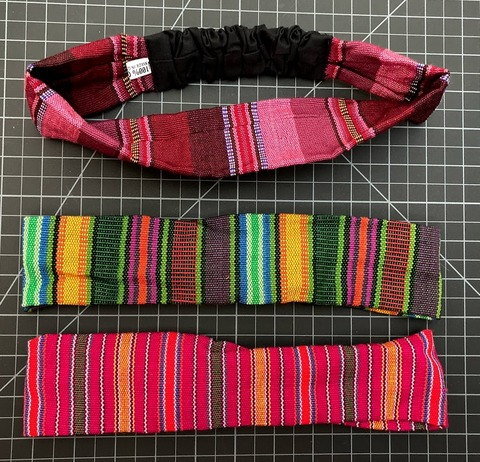 Cotton Wide Hairband