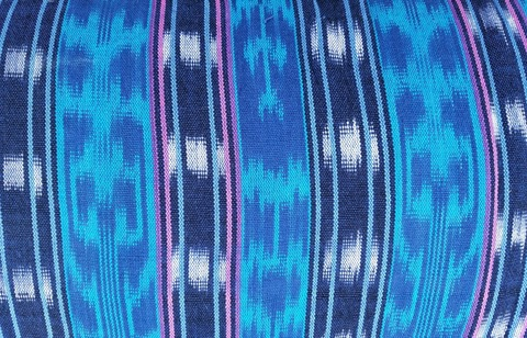 Jaspe Cloth (Ikat) Blue Pink Purple