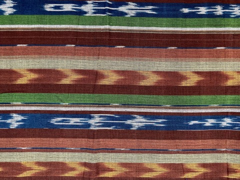 Jaspe Cloth (Ikat) Earth