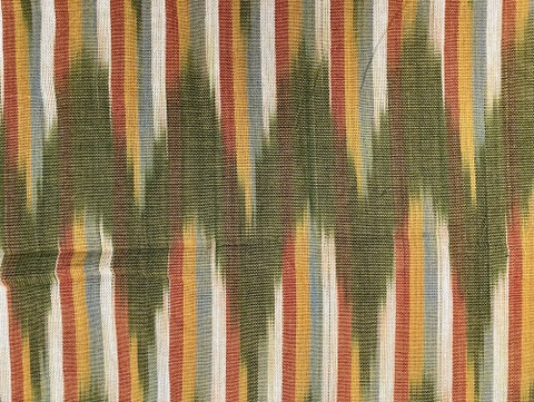 Jaspe Cloth (Ikat) tropical jungle