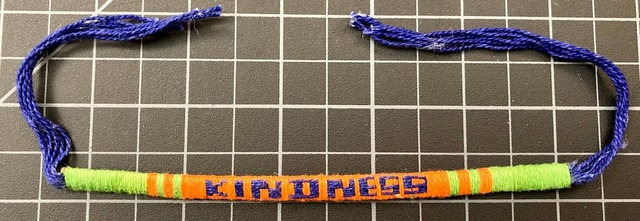Kindness Friendship Bracelet