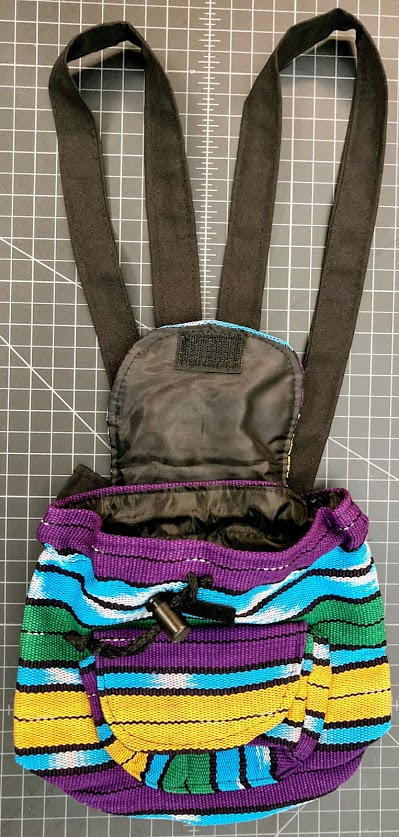 Small Backpack-Multicolor