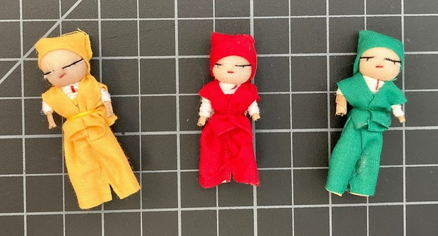 Traveler Worry Doll