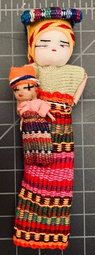 Worry Doll 4 inch - No Magnet