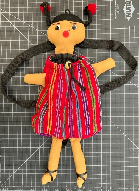 Worry Doll Backpack