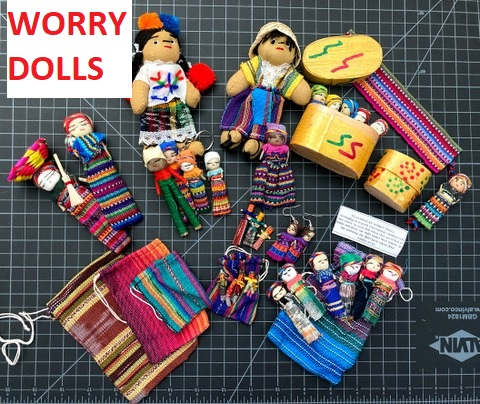 We are worry doll specialists