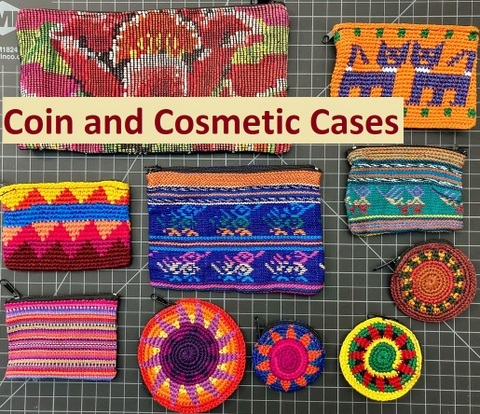 Coin and Cosmetic cases