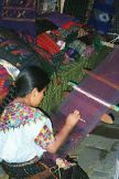 Women Hand Weaving
