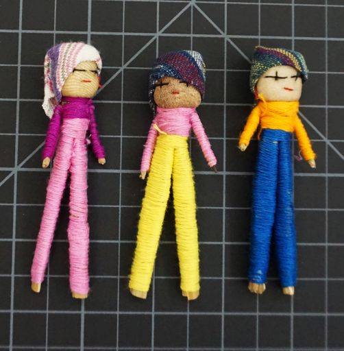 3 Inch Boy Worry Doll corporate giveaways